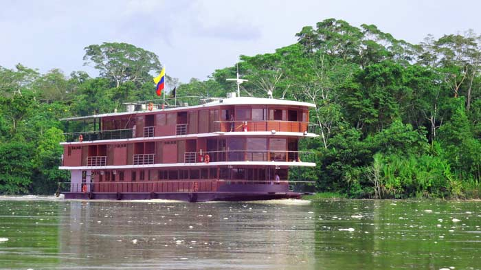Amazon River Boat tours